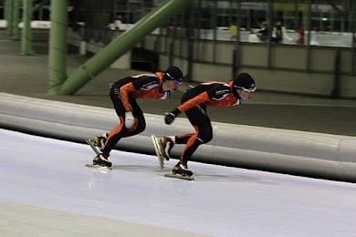 Mike Huizinga en Roy Weustenenk